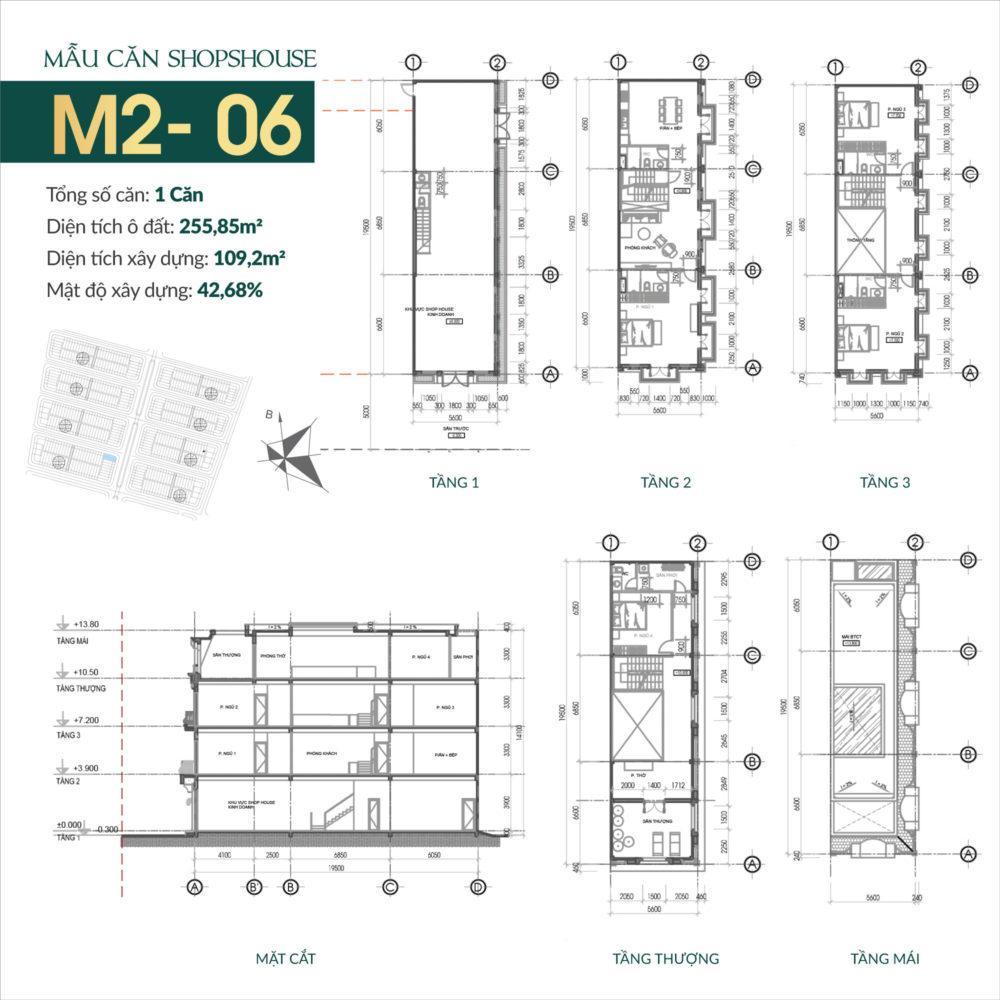 thiết kế shophouse times square uông bí 8