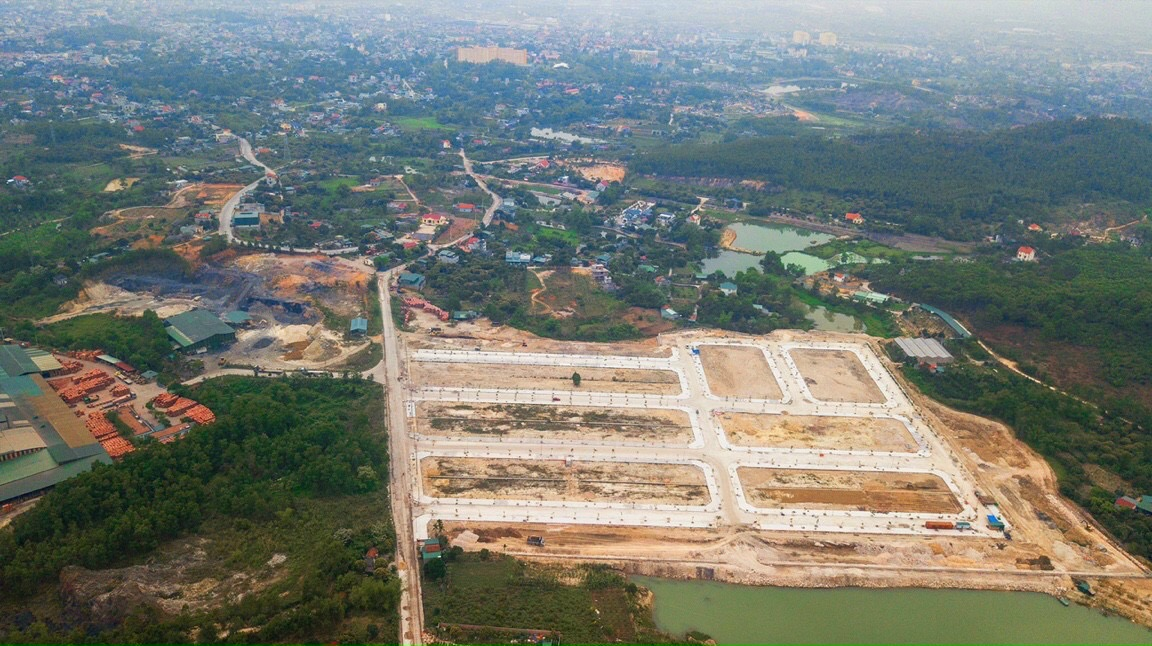 tiến độ dự án valley uông bí