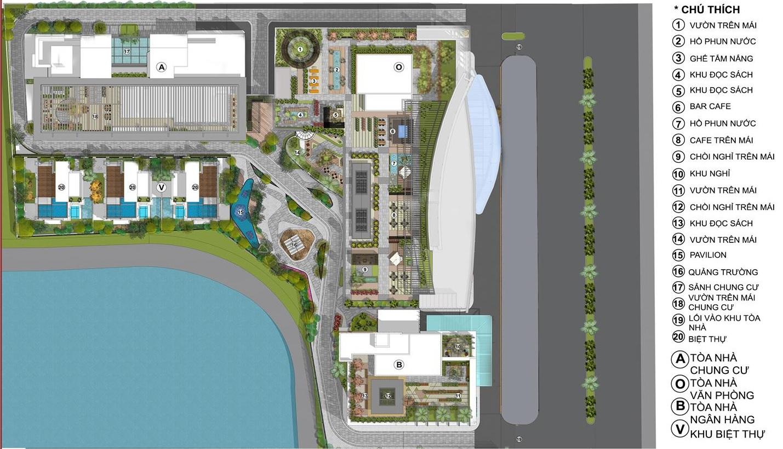tiện ích dự án brg grand plaza 16 láng hạ