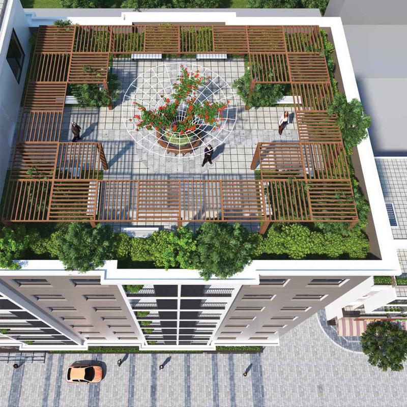 tiện ích dự án lavender garden
