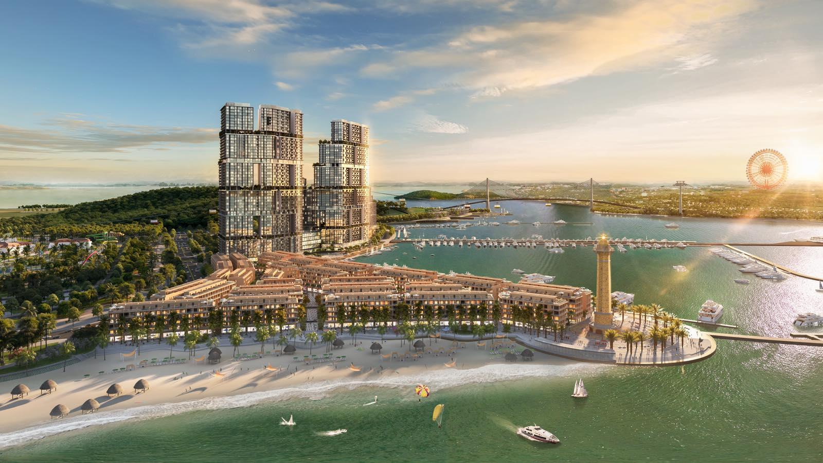 dự án sun marina plaza hạ long