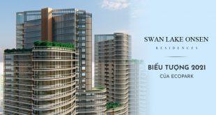dự án swan lake onsen residences ecopark