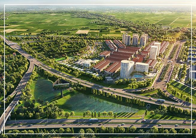dự án inoha city phú xuyên hà nội