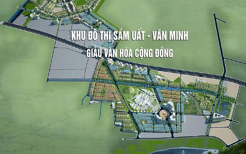 dự án khu đô thị mỹ trung nam định
