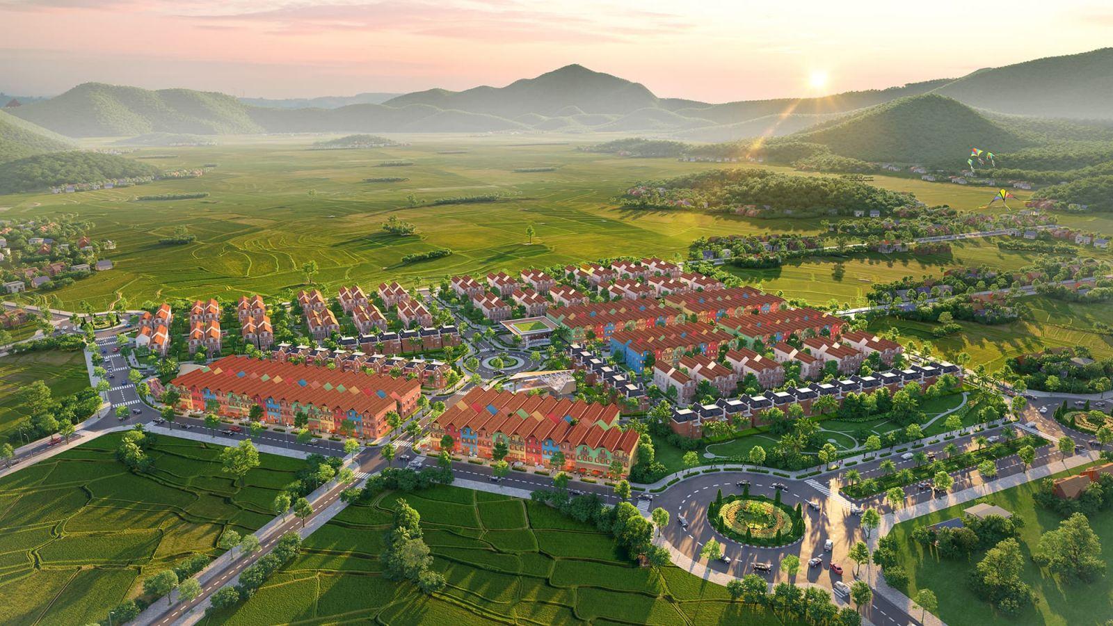 dự án la viena valley đà bắc hòa bình