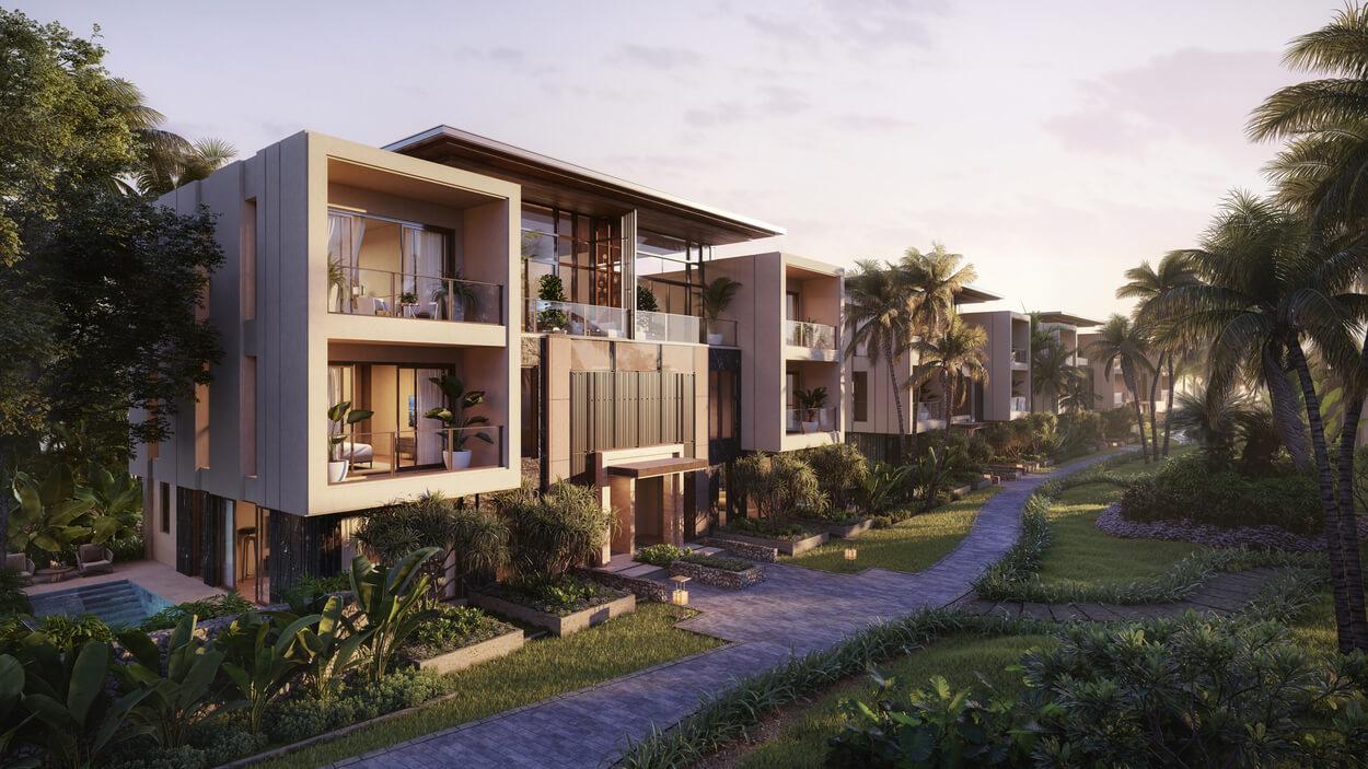 biệt thự dự án sailing club residences hạ long
