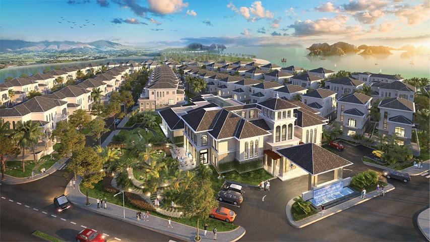 dự án sailing club residences hạ long