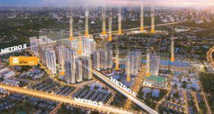 The Metrolines Vinhomes Smart City