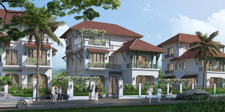 biệt thự đơn lập dự án sun tropical village phú quốc