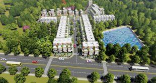 dự án green villas bãi dài hòa lạc
