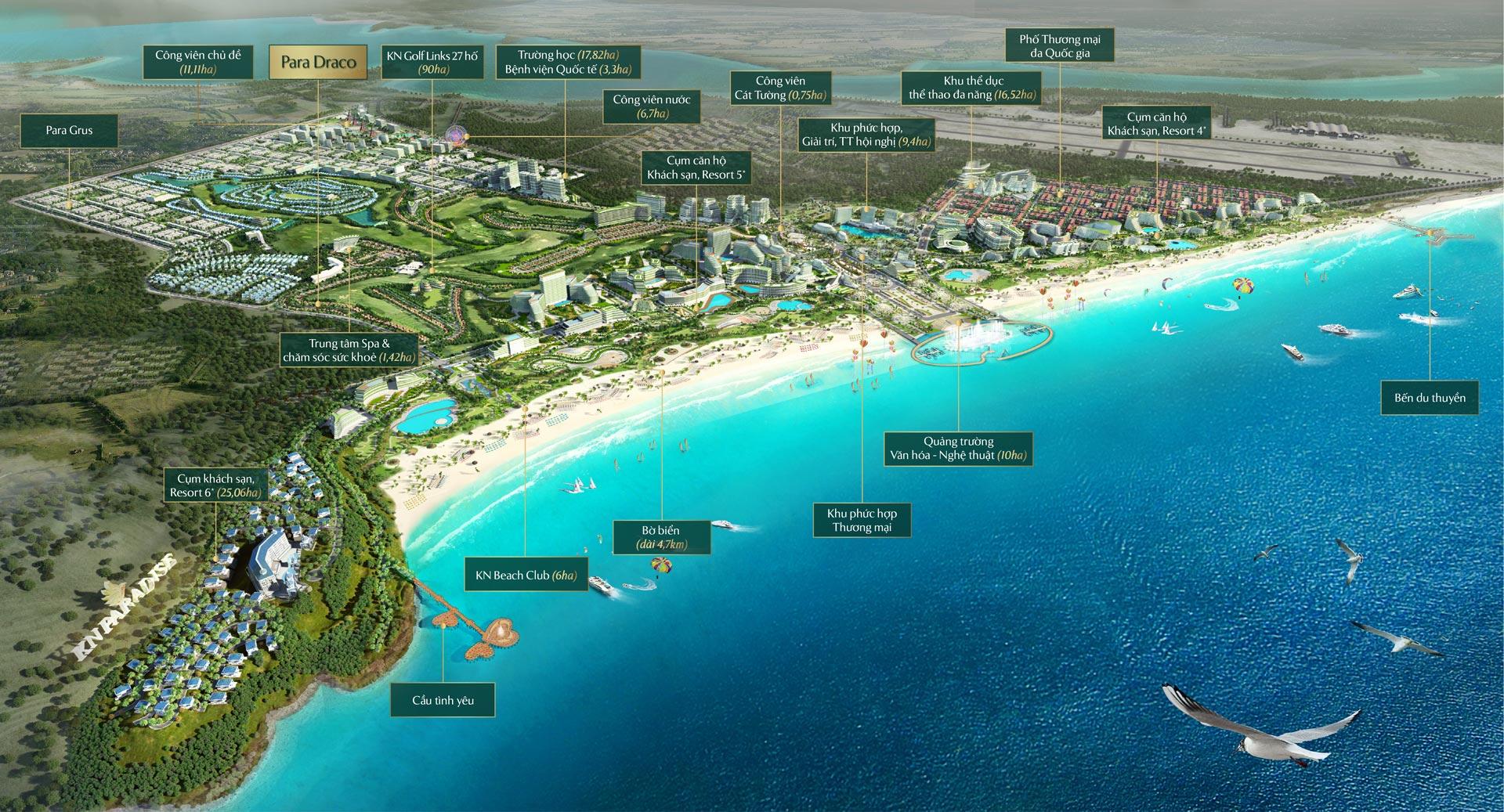 dự án kn paradise cam ranh nha trang