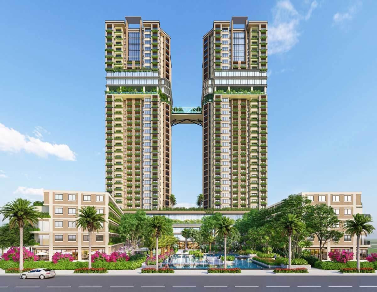 phối cảnh căn hộ chung cư lagi new city bình thuận