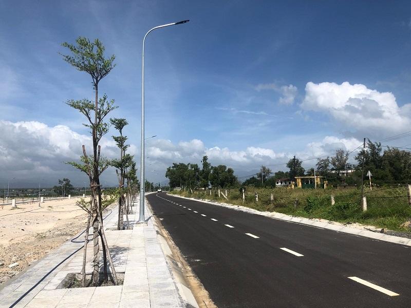 tiến độ dự án cam lâm city gate