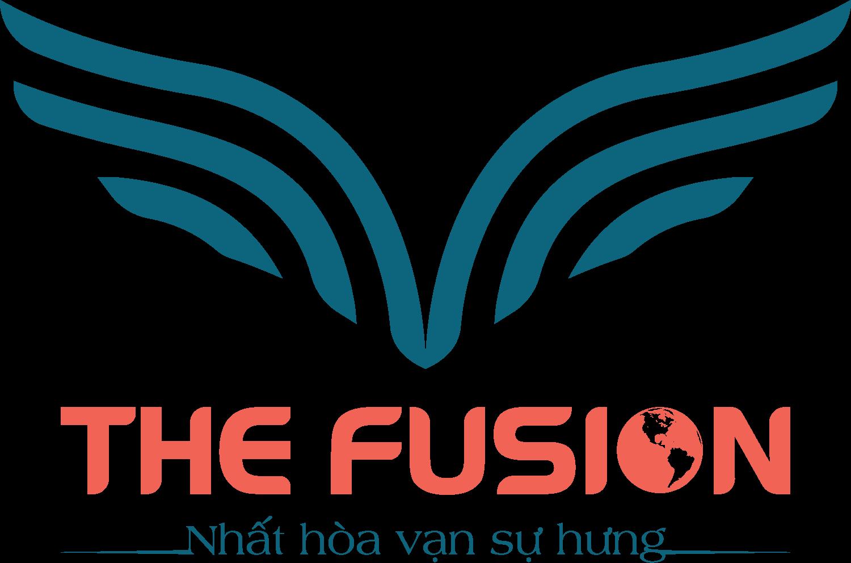 logo dự án the fusion