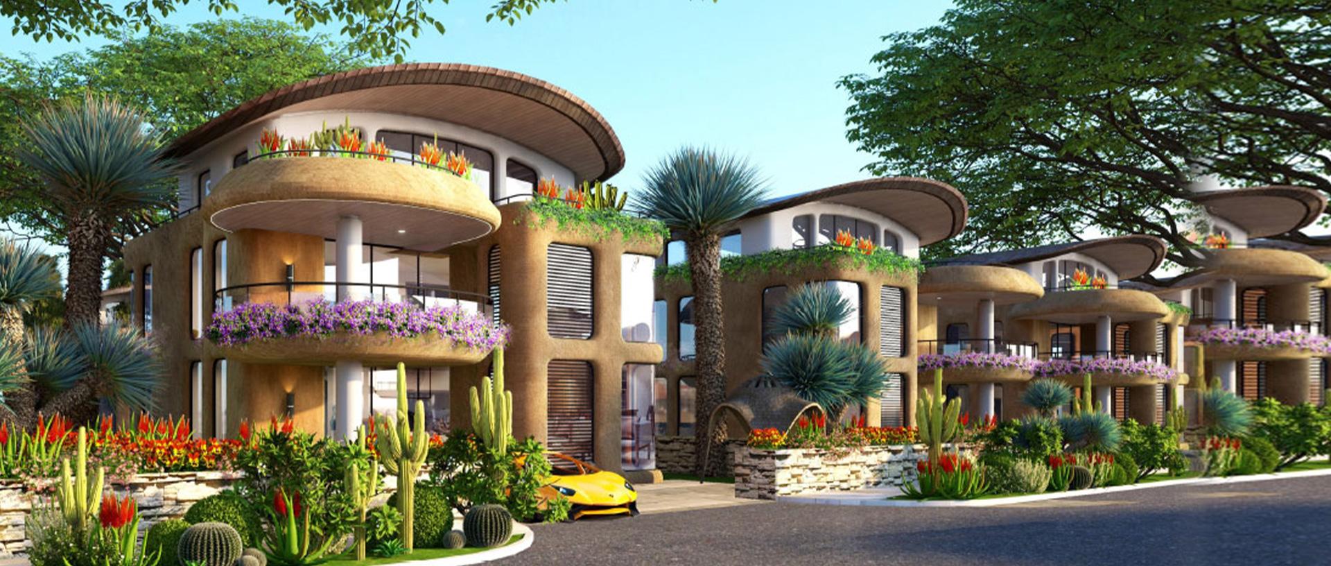 phân khu african dự án sunshine heritage hà nội