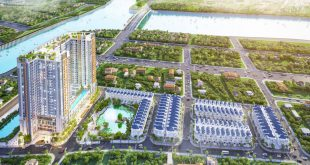 dự án the peak garden quận 7