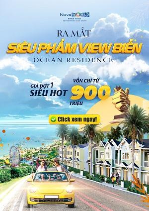 banner ocean residence novaworld phan thiết