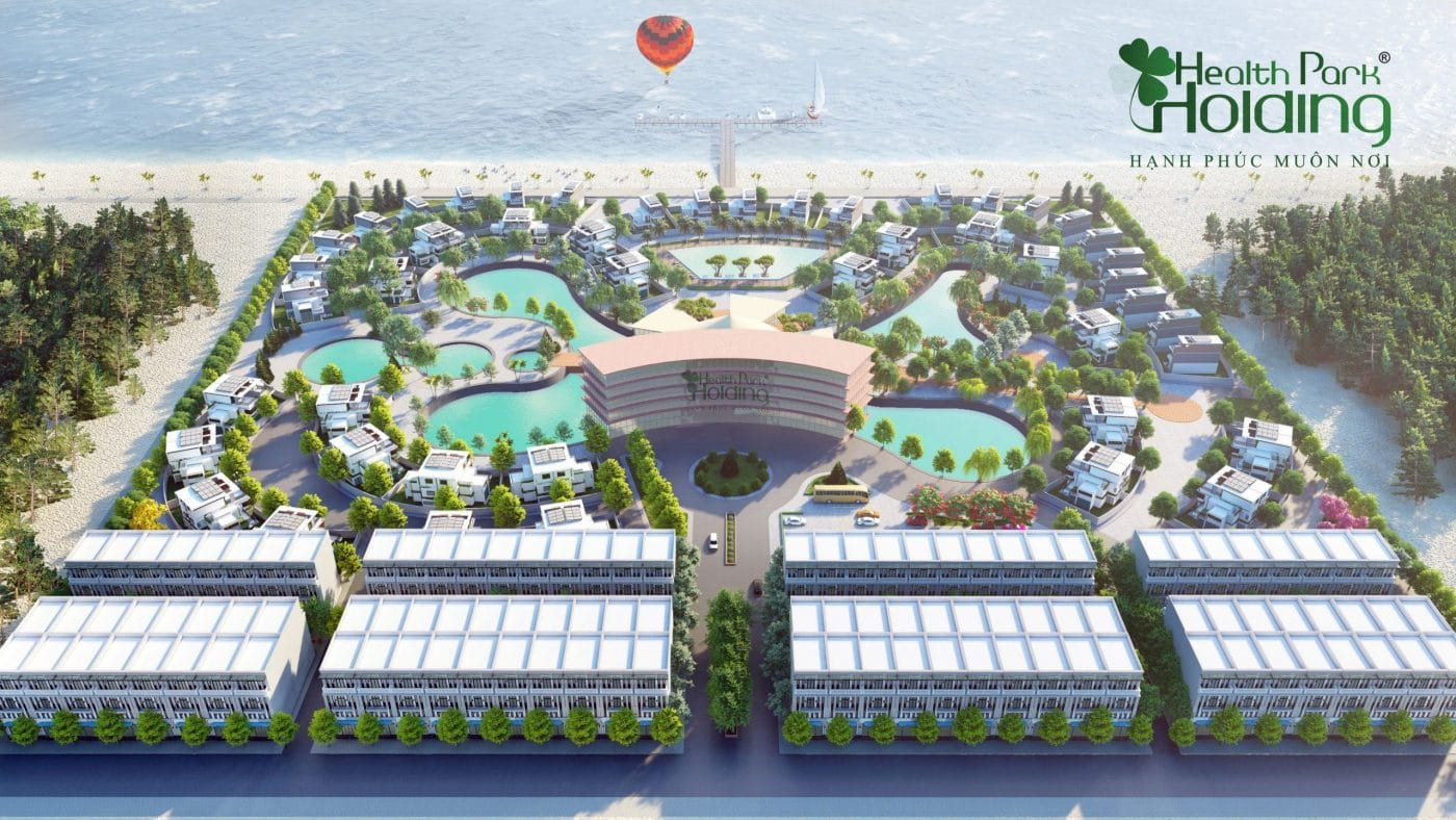 dự án health park hải tiến