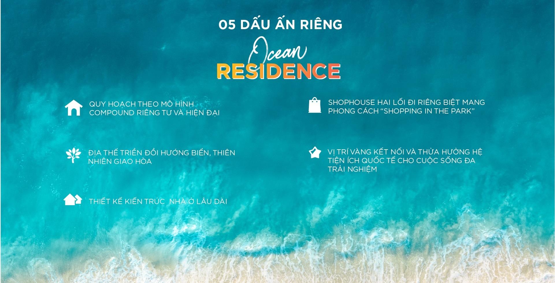 lợi thế dự án ocean residence novaworld phan thiết
