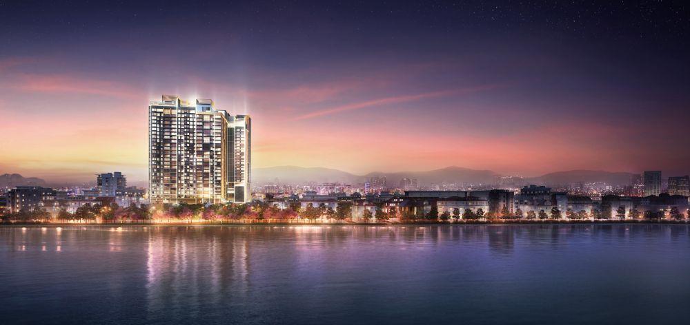 dự án heritage west lake lạc long quân tây hồ