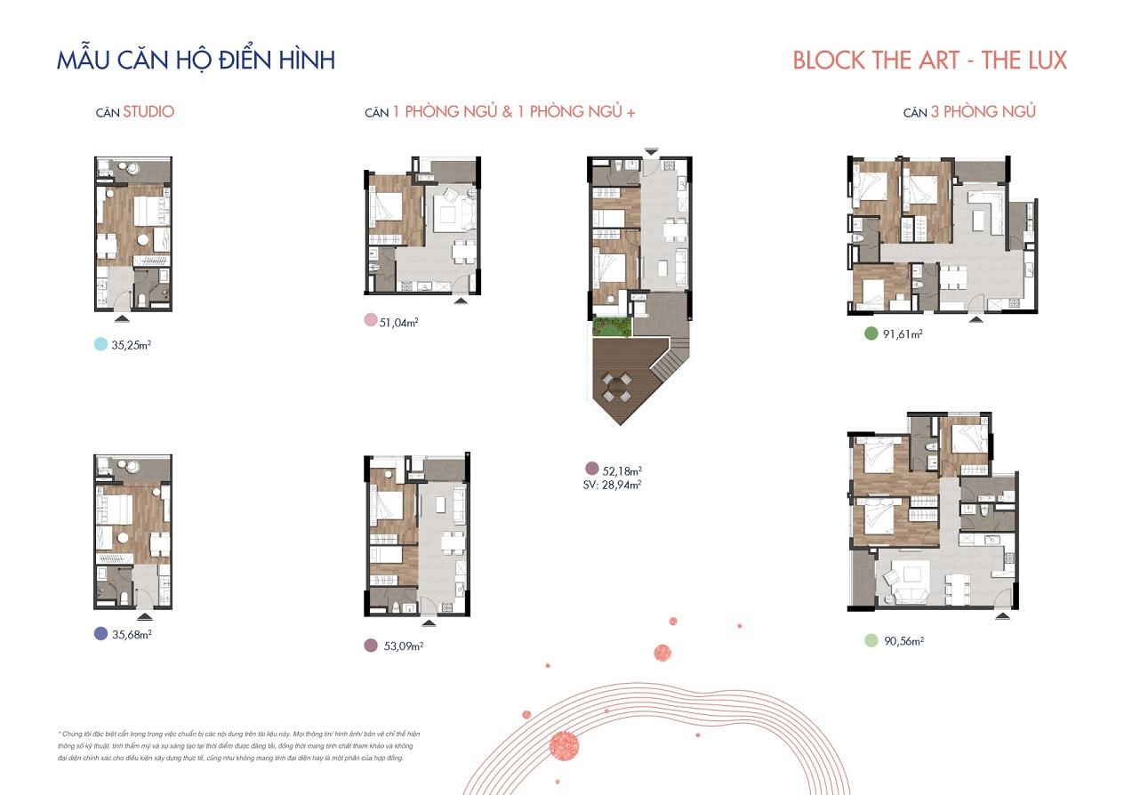 thiết kế căn hộ new galaxy nha trang