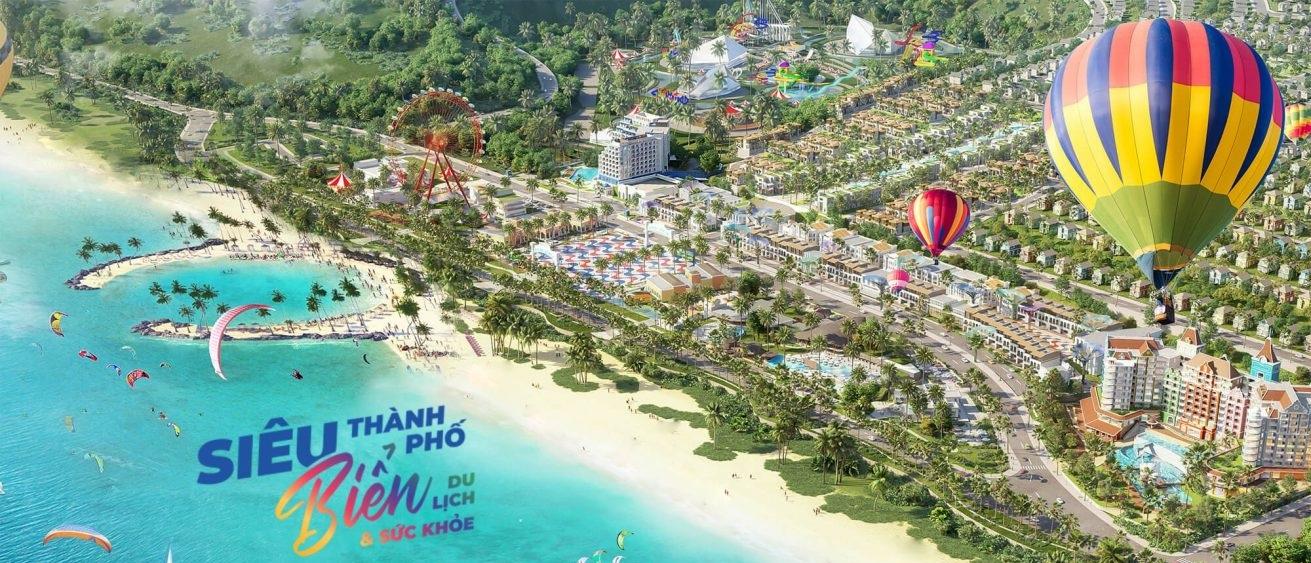 tiện ích dự án ocean residence novaworld phan thiết