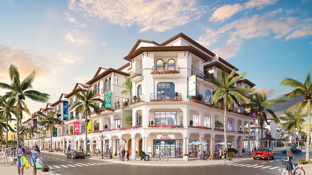 shophouse dự án vinhomes the empire văn giang hưng yên